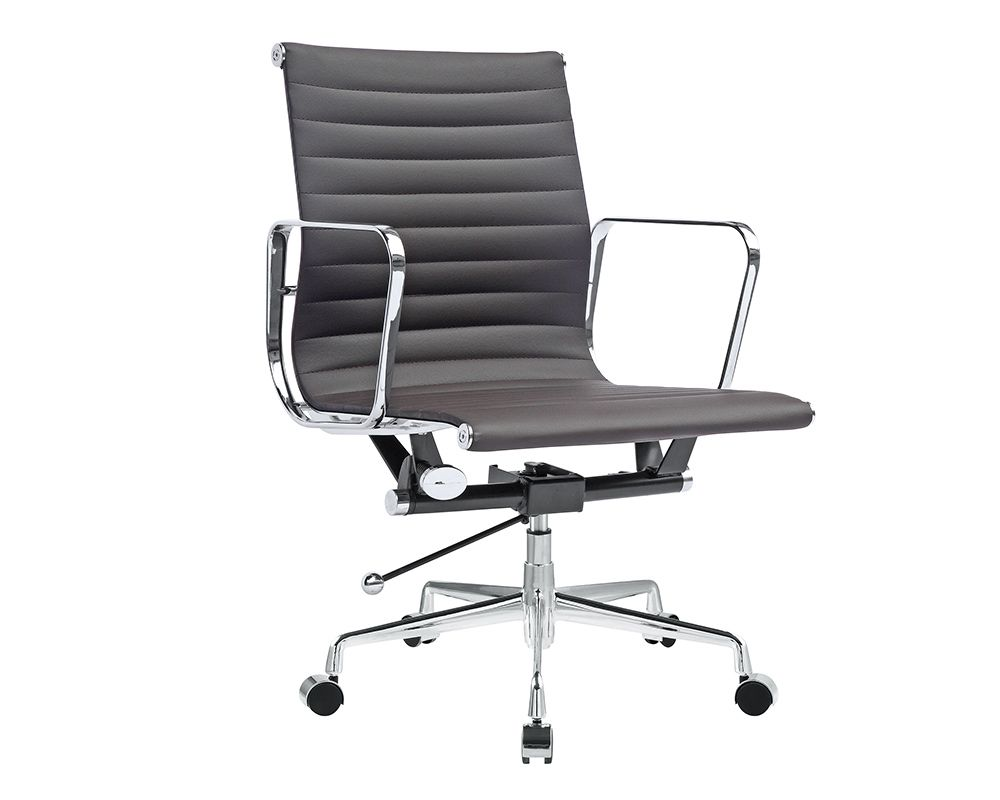 Eames Management Chair Eames Ribbed Office Chair Eames