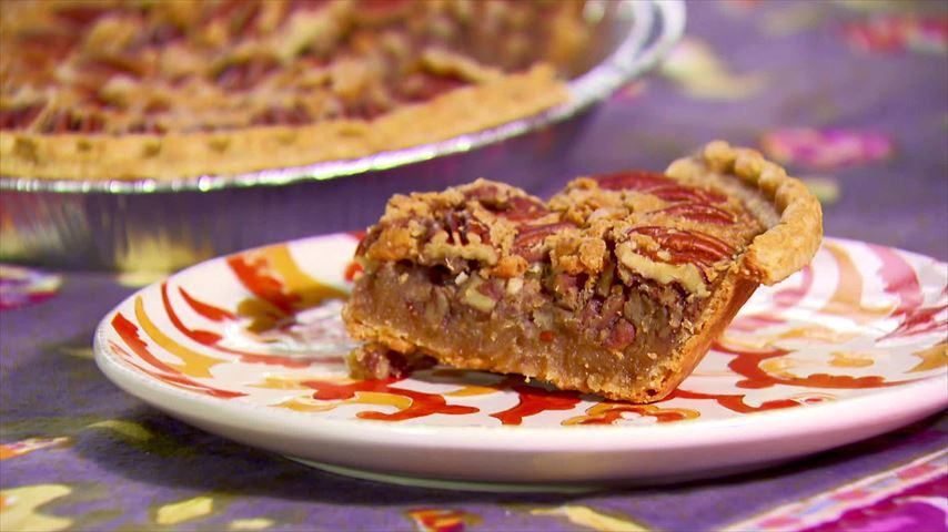 Lemon Pecan Pie Recipe : Trisha Yearwood : Food Network