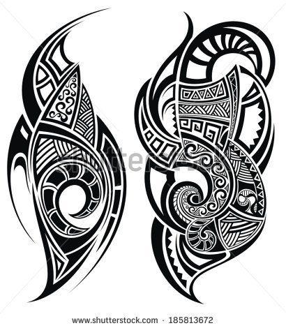 Tattoo Design Maori Tattoo Hawaiian Tattoo Aztec Tribal Tattoos
