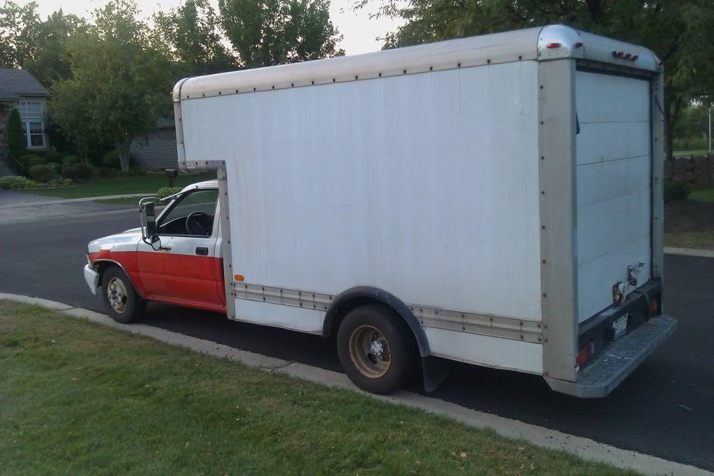 toyota box truck craigslist - http://bestnewtrucks.net ...