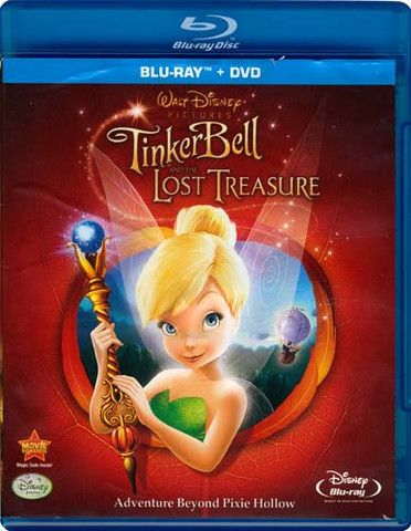 Tinker Bell Pixie Hollow Games dual audio