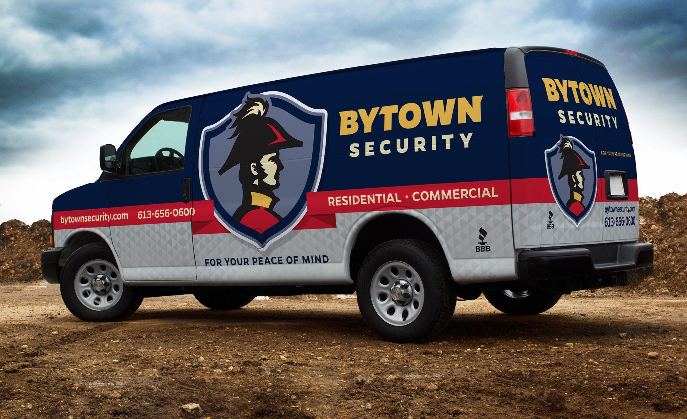 Our Best Truck Wraps, Best HVAC Van Wraps, Fleet Branding
