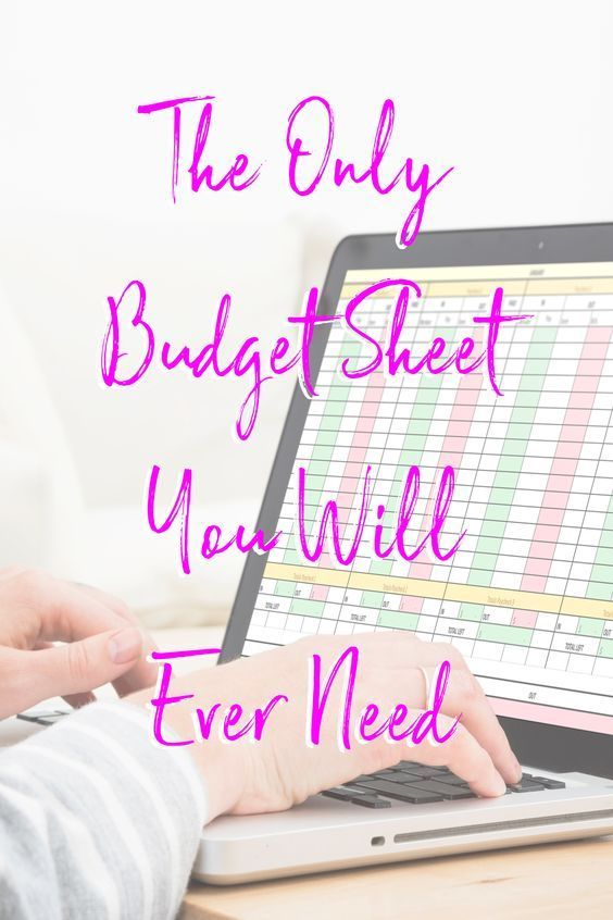 Yearly Budget Excel Sheet, Instant Download, Budget,Mac