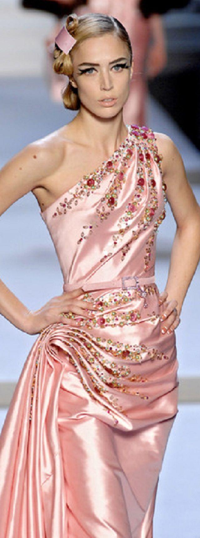 Christian Dior - fall 2007 - John Galliano | Vestidos de novia ...