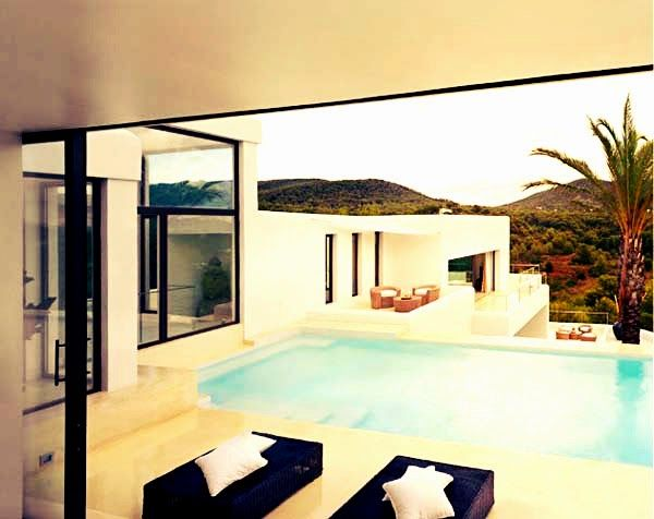 Casa Mediterránea Jondal / Atlant Del Vent, Ibiza España Http://www. Design