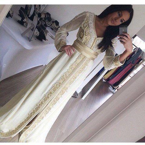 Caftan 2016 - 2017 : Robes & Takchita Haute Couture - Caftan Marocain de Luxe 2017 : Boutique Vente Caftan FatimaZahra