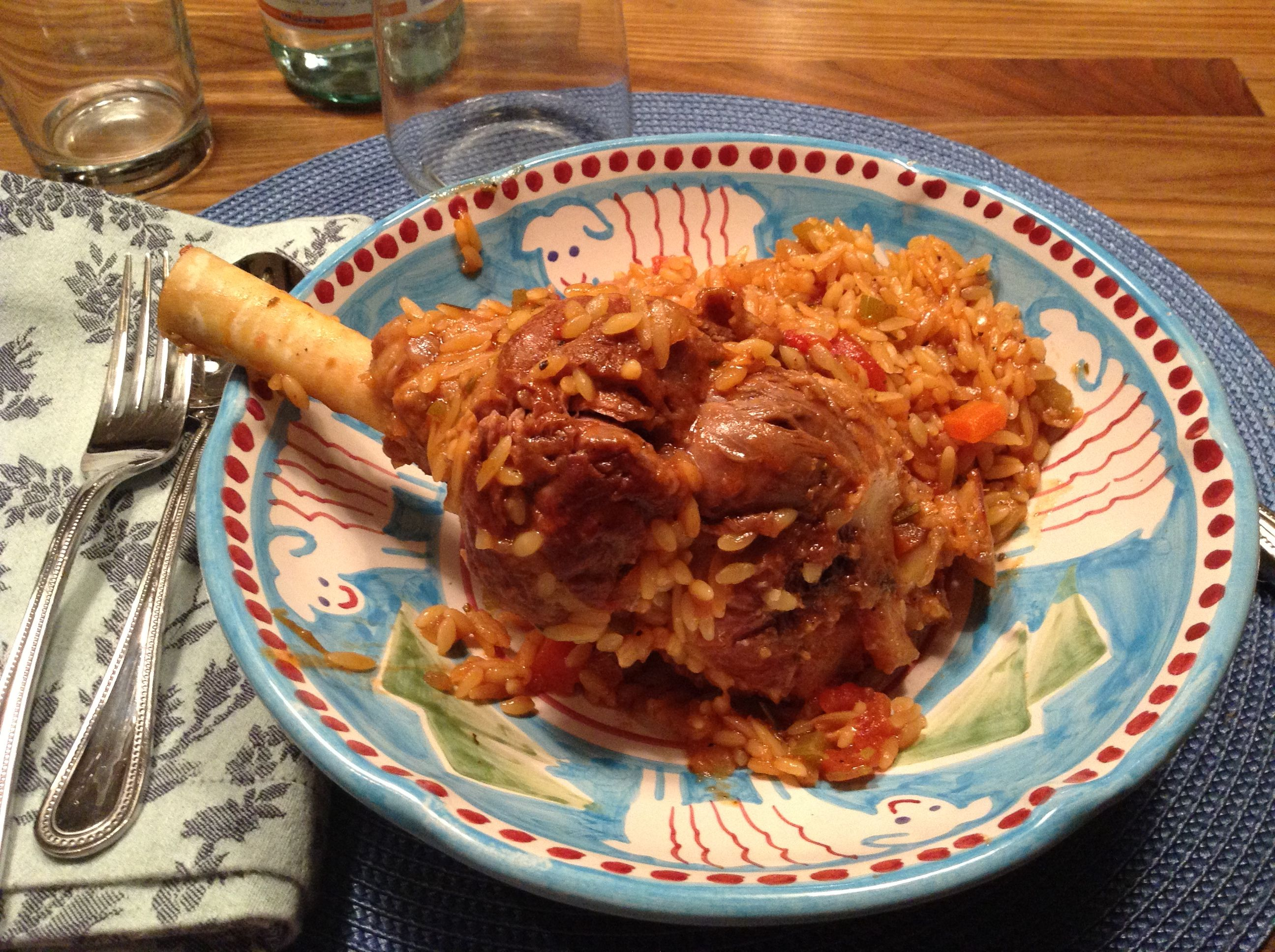 Superb Ina Garten Lamb Shanks And Orzo