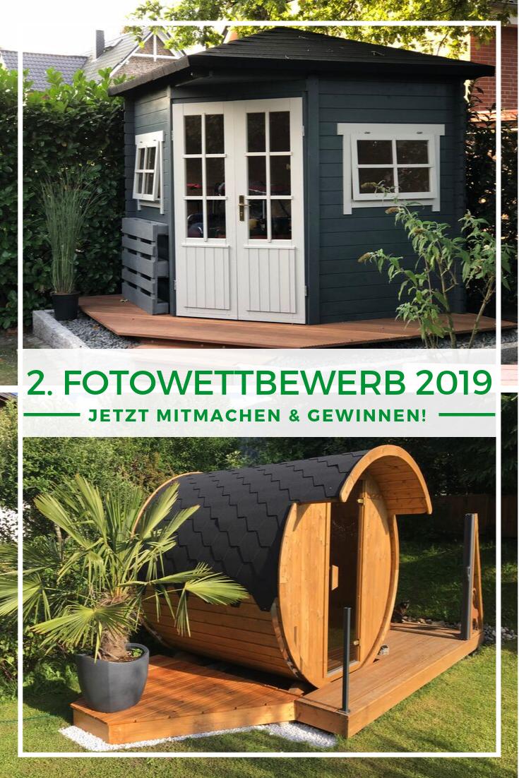 Wettbewerbe Aktuell Start 2 Fotowettbewerb 2019 Jetzt Mitmachen Gewinnen Gartenhaus Terrassenuberdachung Garten