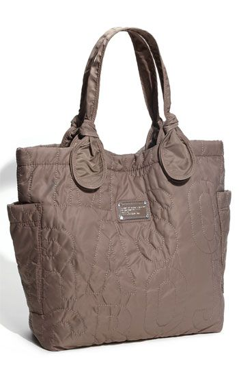 Love, Love, Love this Bag! Now needed in Grey! MARC BY MARC JACOBS  Pretty  Nylon - Medium Tate  Tote 1d09ad2c7b28