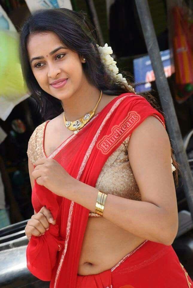 indian models sarees nude