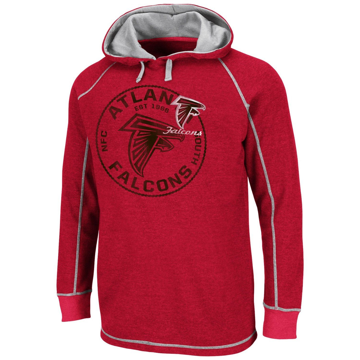 NFL Atlanta Falcons Men's Team Spotlight II Long Sleeve Pull Over, Bright Cardinal/Steel, Large - See more at: http://sports.florentta.com/sports-outdoors/nfl-atlanta-falcons-men39s-team-spotlight-ii-long-sleeve-pull-over-bright-cardinalsteel-large-com/#sthash.bST42baz.dpuf