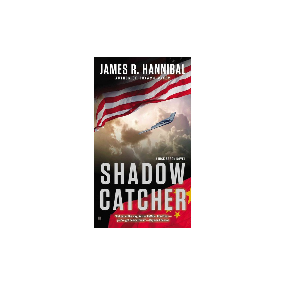 Shadow Catcher ( Nick Baron) (Paperback)