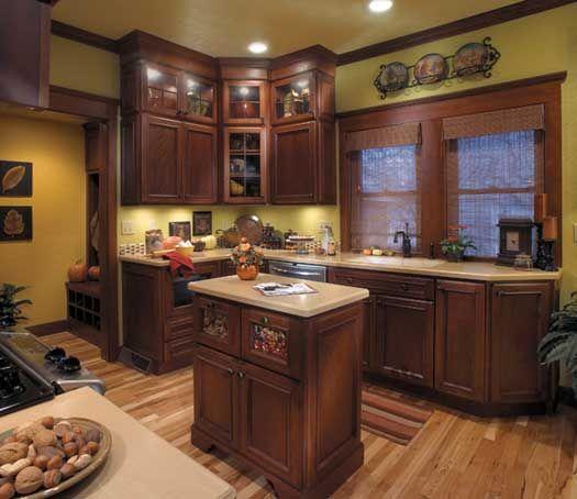 Starmark Cabinetry Kitchen Cabinets Green Kitchen Cabinets Kitchen And Bath Showroom