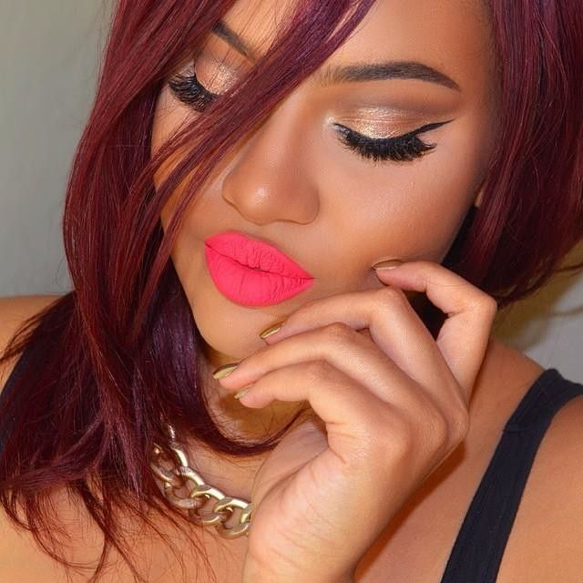 Wing it! @napturalelenore finished her look with our Gel Liner & Smudger in 'Jet Black' || #nyxcosmetics #regram