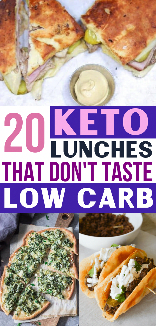 Want some easy keto lunches?? Tons of low carb lunch recipes to make on your ketogenic diet!!! Whic