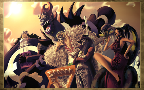 One Piece of Awesome   Day 17: Who is your favourite Shichibukai?