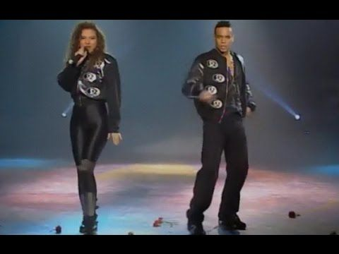 2 Unlimited No Limit Live 1993 2 Unlimited Dance Music My Music