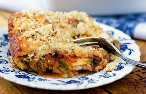 Italian Vegetable Casserole Recipe on Yummly