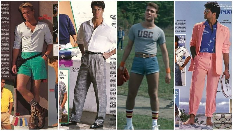 80s Fashion For Men How To Get The 1980 S Style 80s Fashion Men