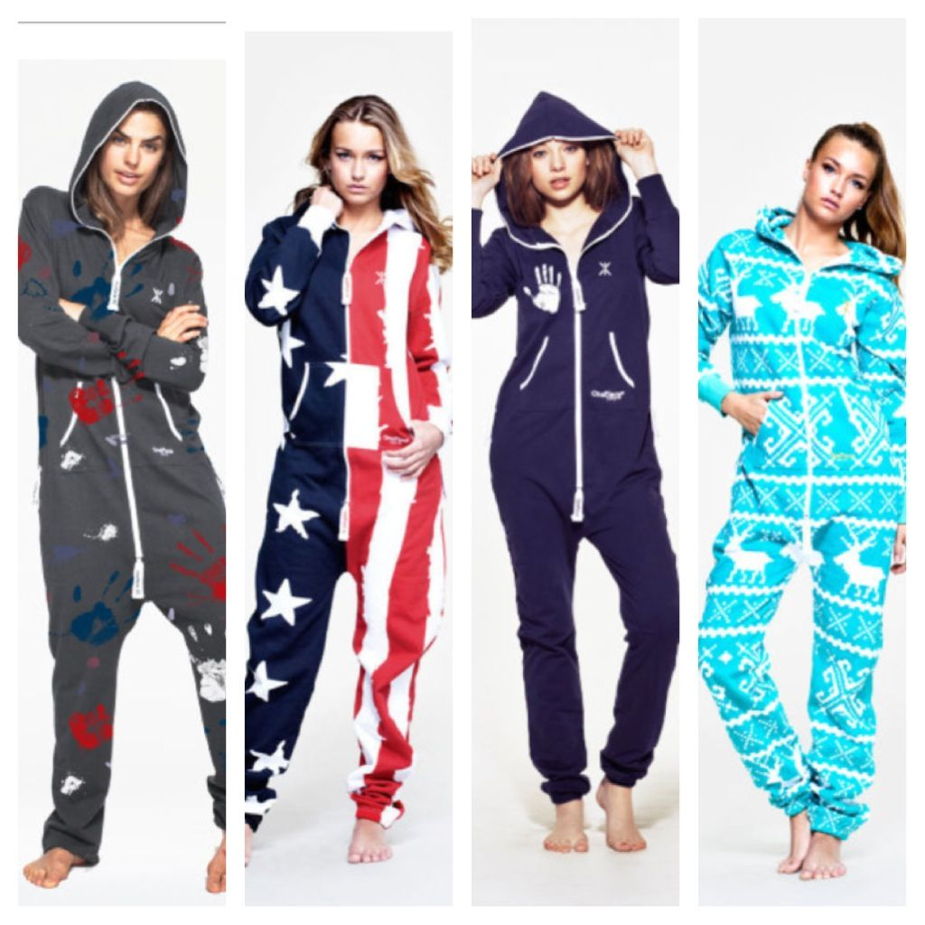 Lounge, sleep, relax, or hang out in a onesie, the all-in-one fashion statement. Check out our huge selection of onesies for men and women, from classic colours to bold styles, animal prints to funky patterns, we've got you covered.