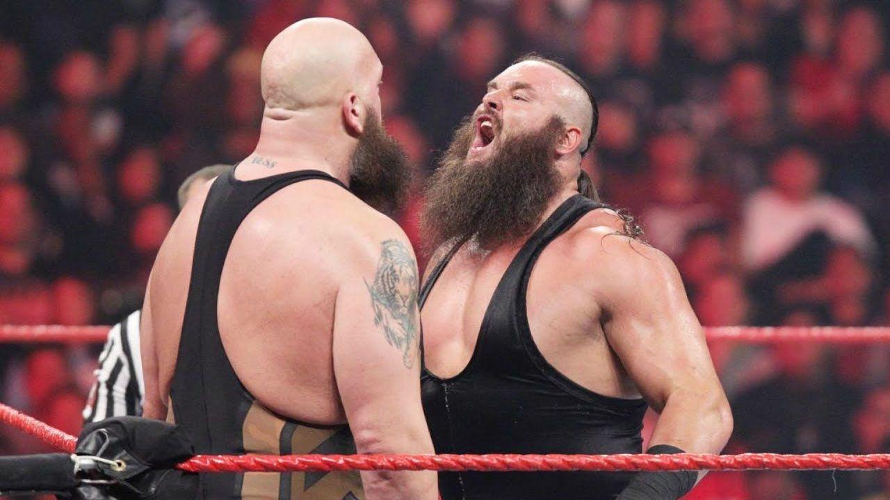 Braun Strowman Wwe Raw Universal Extreme Rules Championship Match