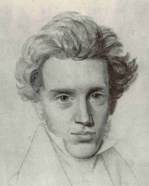Soren Kierkegaard (1813-1855), besides being fabulously handsome, was a Danish philosopher, theologian, poet, social critic, religious author, and is often regarded as the first existentialist philosopher. His theological works dealt with Christian love and he was extremely critical of Christianity as a state-religion. He dabbled in psychology, mainly focusing on the feelings and emotions of an individual when faced with major life choices. Plus, look at that hair!