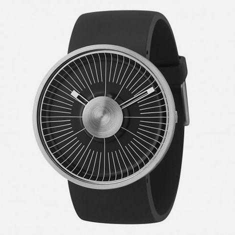 The Hacker Watch by Michael Young for o.d.m is gorgeous.