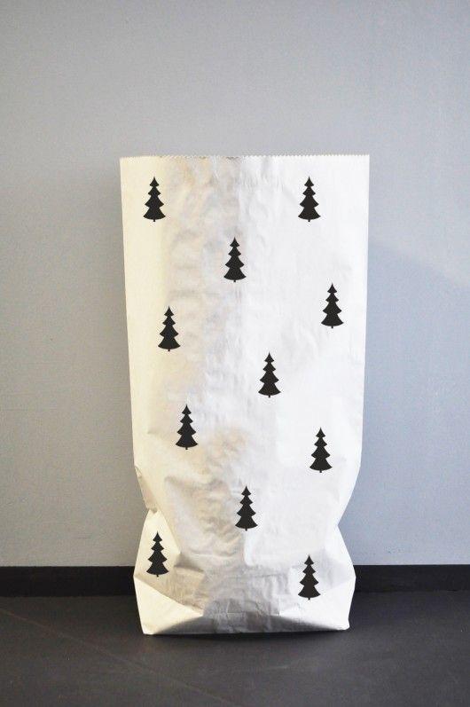 Christmas bag - Christmas tree