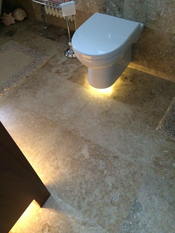 Low Level Led Lighting On Pir Perfect Night Light