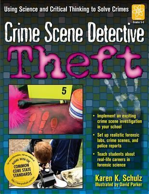 Your students become detectives as they analyze evidence and - mock police report