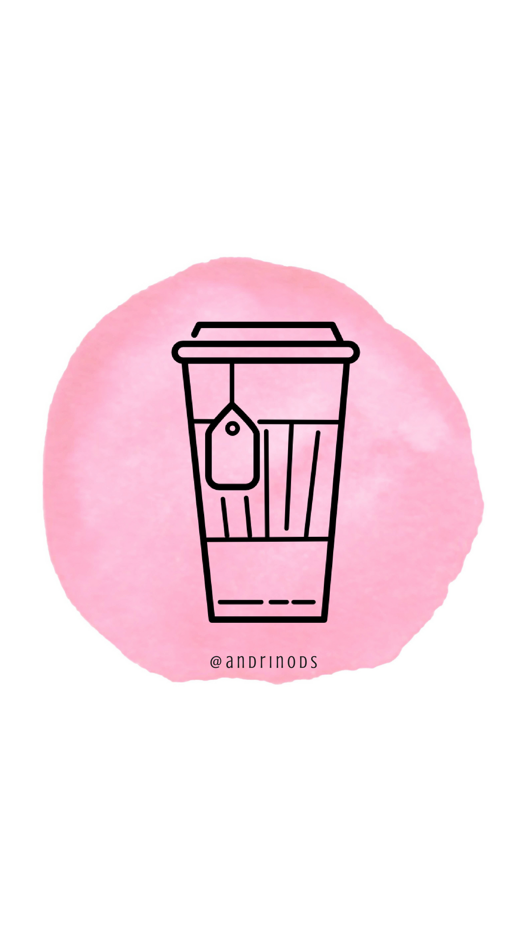 drinks tea by andrinods instagram highlight icons icon instagram icons instagram highlight icons