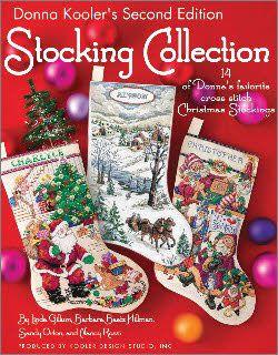 christmas stocking cross stitch patterns