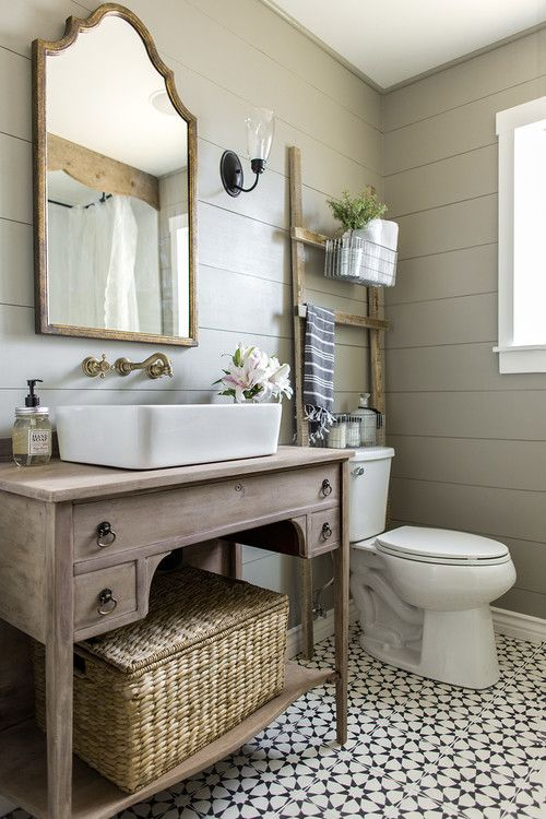Photo of 5 Things Your Modern Cottage Bathroom Needs – A Pop of Pretty
