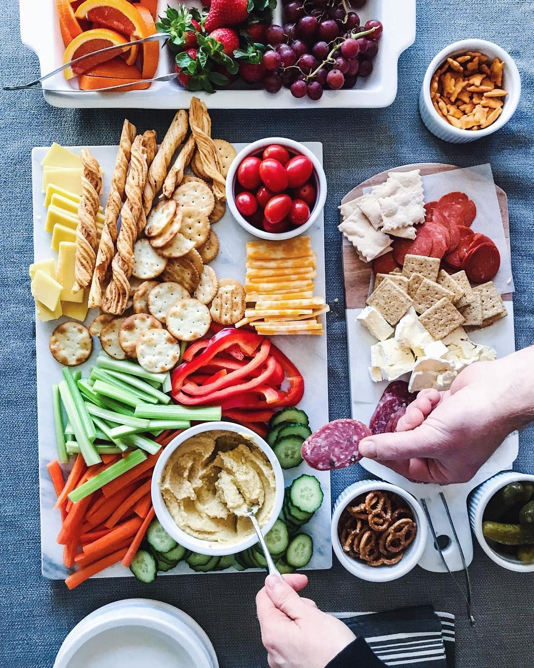 Kid Friendly Amp Adult Approved Snack Platter For My 8yo S