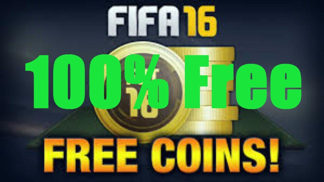 fifa coins no human verification