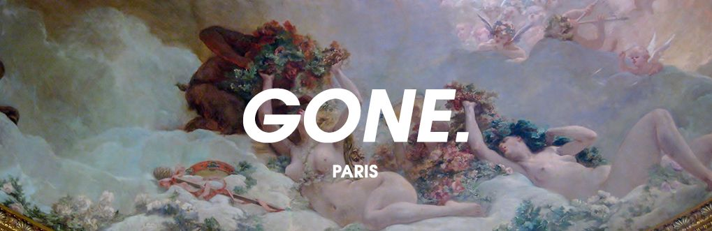 * GONE *