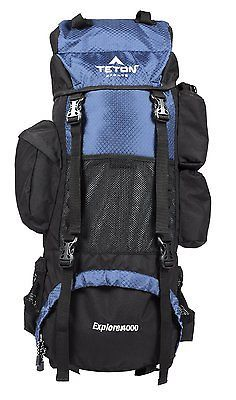 Other Camping Hiking Backpacks 36109: Teton Sports Explorer4000 ...