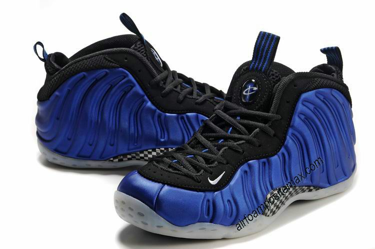 huge discount ef0e1 2abdb Fake  Foamposites  Nike Air Foamposite Dark Neon Royal White Black 314996  511  shoesshoesshoes