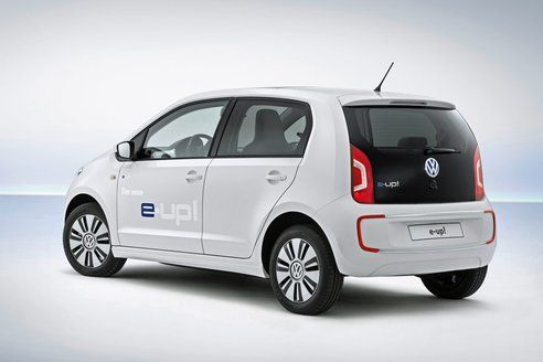 Volkswagen S All Electric E Up Debuts At Wolfsburg Annual