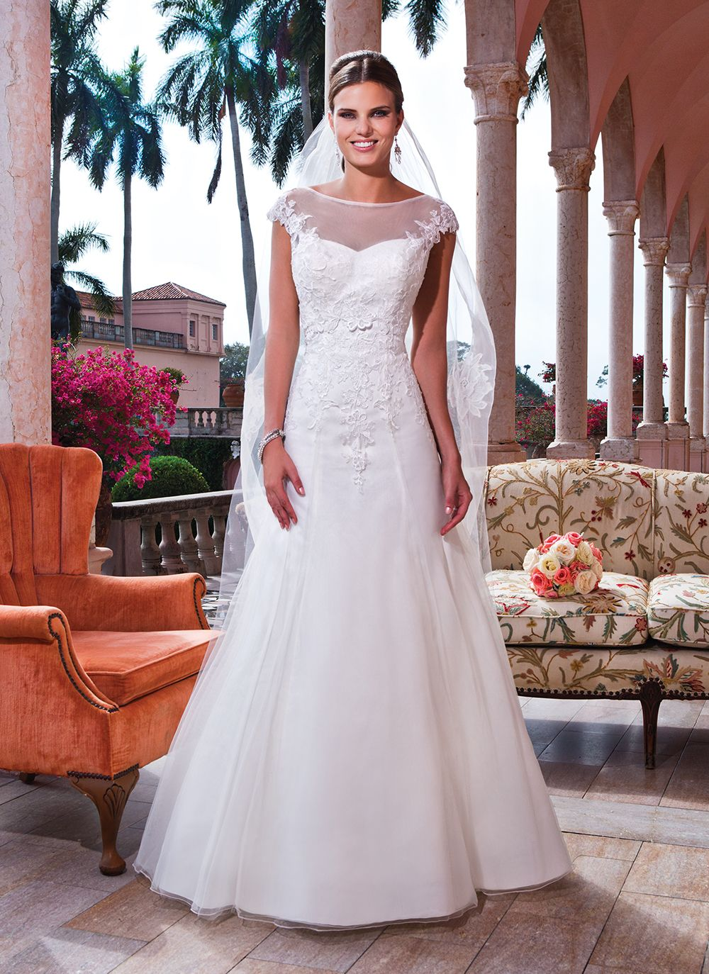 Sweetheart gowns sweetheart style tulle corded lace fit and