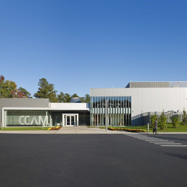 Commonwealth Center For Advanced Manufacturing Ccam Perkins