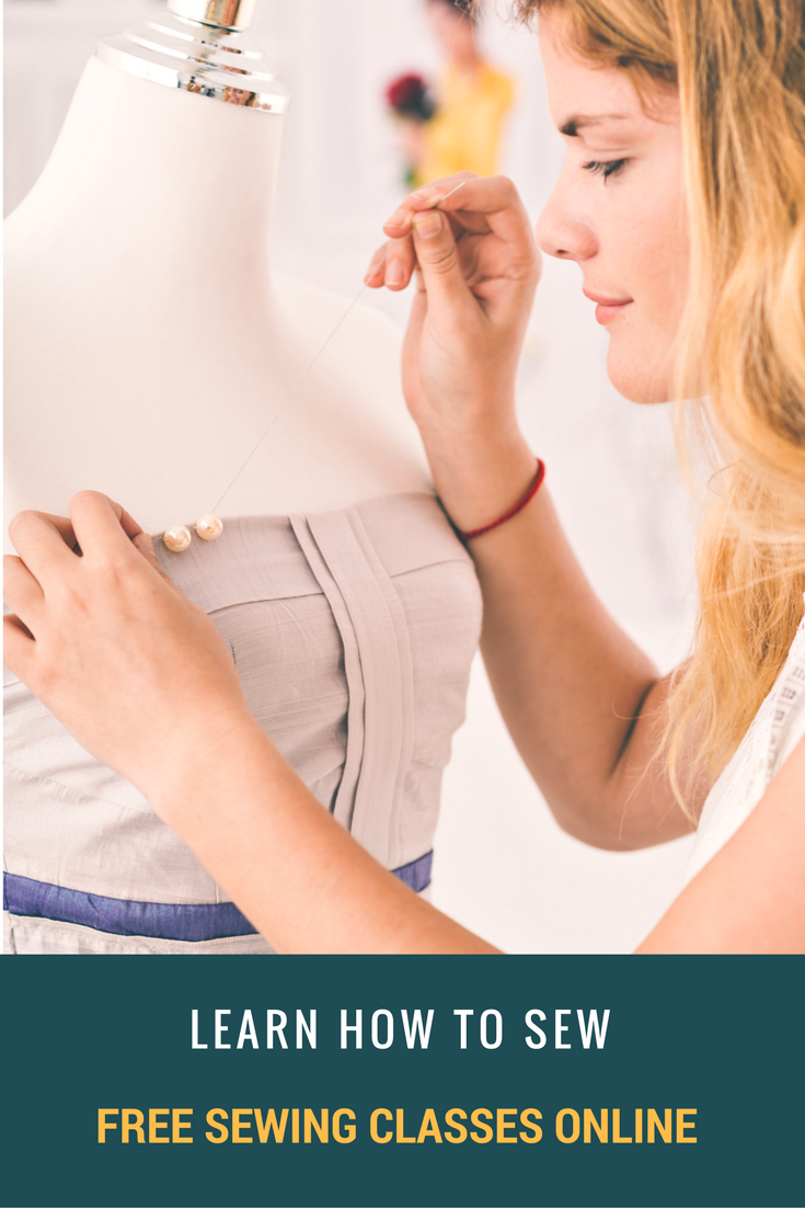 Free Sewing Classes Online - On the Cutting Floor: Printable pdf sewing patterns and tutorials for women   On the Cutting Floor: Printable pdf sewing patterns and tutorials for women