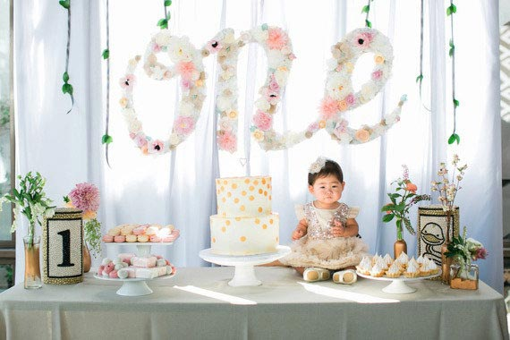 100 First Birthday Party Ideas Shutterfly 1 Year Old Birthday Party 1st Birthday Girls 1st Birthday