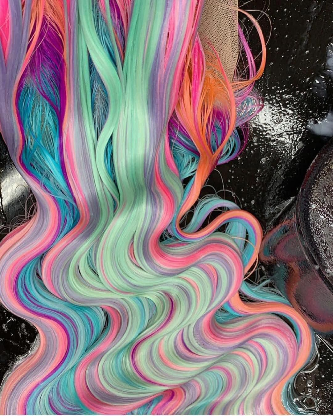 Hair Color Ideas image by Ms April Shae in 2020 | Weave hair