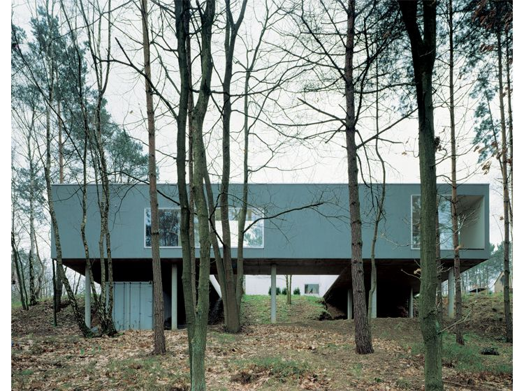 Villa P. te R. / Stéphane Beel Architects Stephane Beel