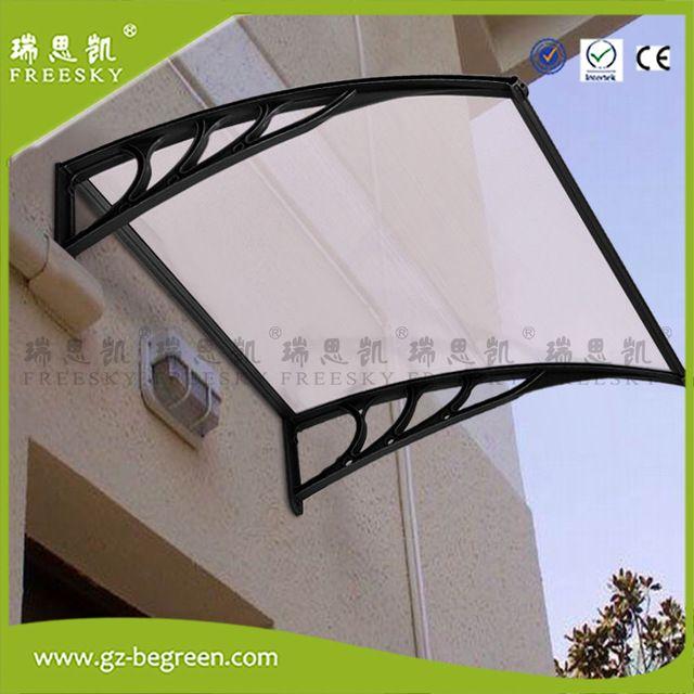 Window Door Awning Sun Shade Canopy Shelter Hollow Sheet Pc Protector Sun Shade Canopy Shade Canopy Canopy Shelter