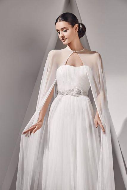 6cdbb1a81 Como elegir el vestido de novia para embarazadas ¡5 increíbles consejos de  moda!