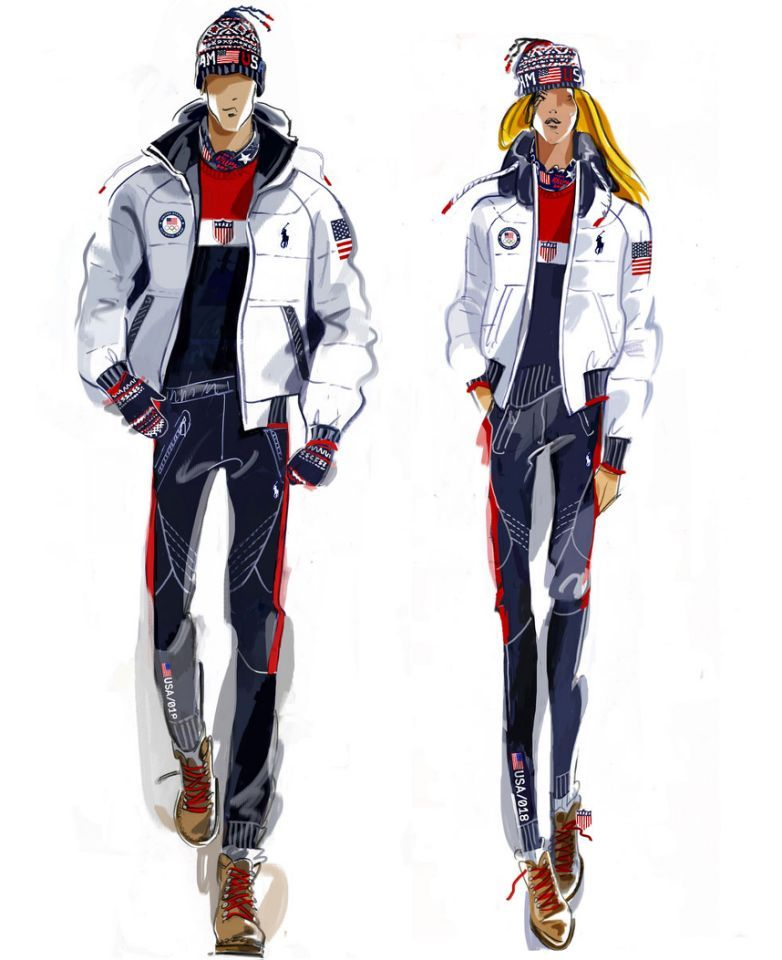 77218738f8a speed skating uniforms since 2014 Olympic suit controversy. This is a  sketch of the uniforms