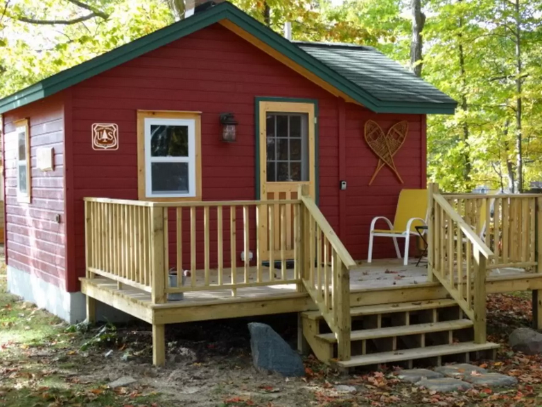 Bon The Cutest Tiny House Rentals In Every Single State | Tiny Houses, Wooden  Decor And Cabin