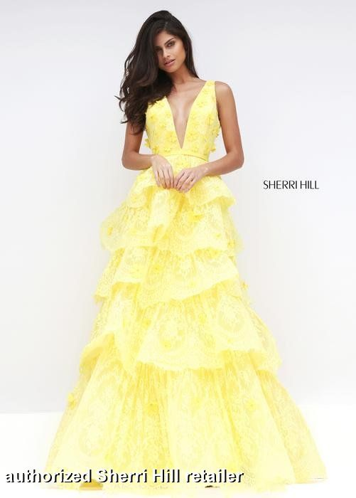 Sherri Hill 50789 Sherri Hill Miss Priss Prom and Pageant store ...